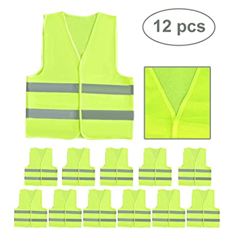 Security & Protection Careful High Visibility Mesh Fabric Safety Vest Reflective Mesh Vest Breathable Free Shipping