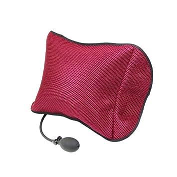 HPO Almohada Lumbar Inflable portátil Soporte Lumbar ...