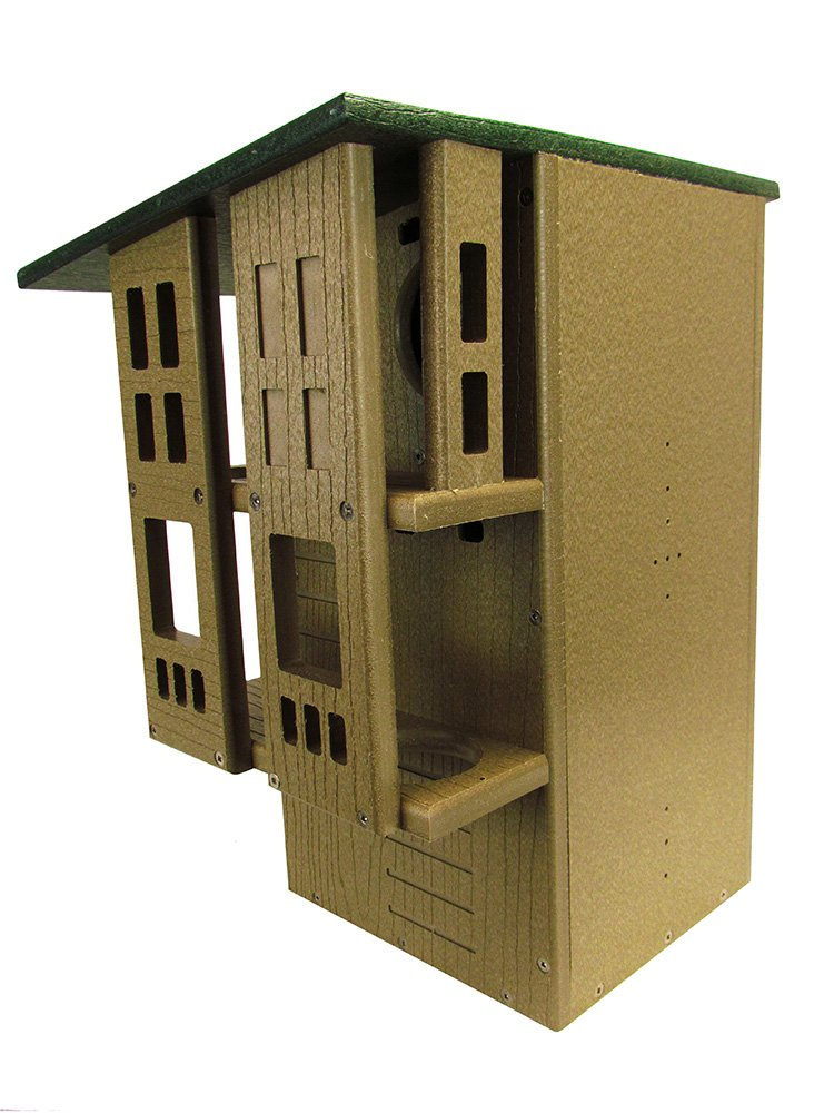 JCs Wildlife Ultimate Red Fox, Gray and Black Squirrel House, Nesting box by JCs Wildlife (Image #4)