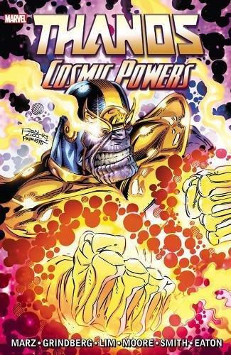 Thanos: Cosmic Powers: Amazon.es: Marz, Ron, Lim, Ron: Libros ...