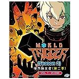 World Trigger Season 2 (TV 1 - 25 End) (DVD, Region All) English Subtitles