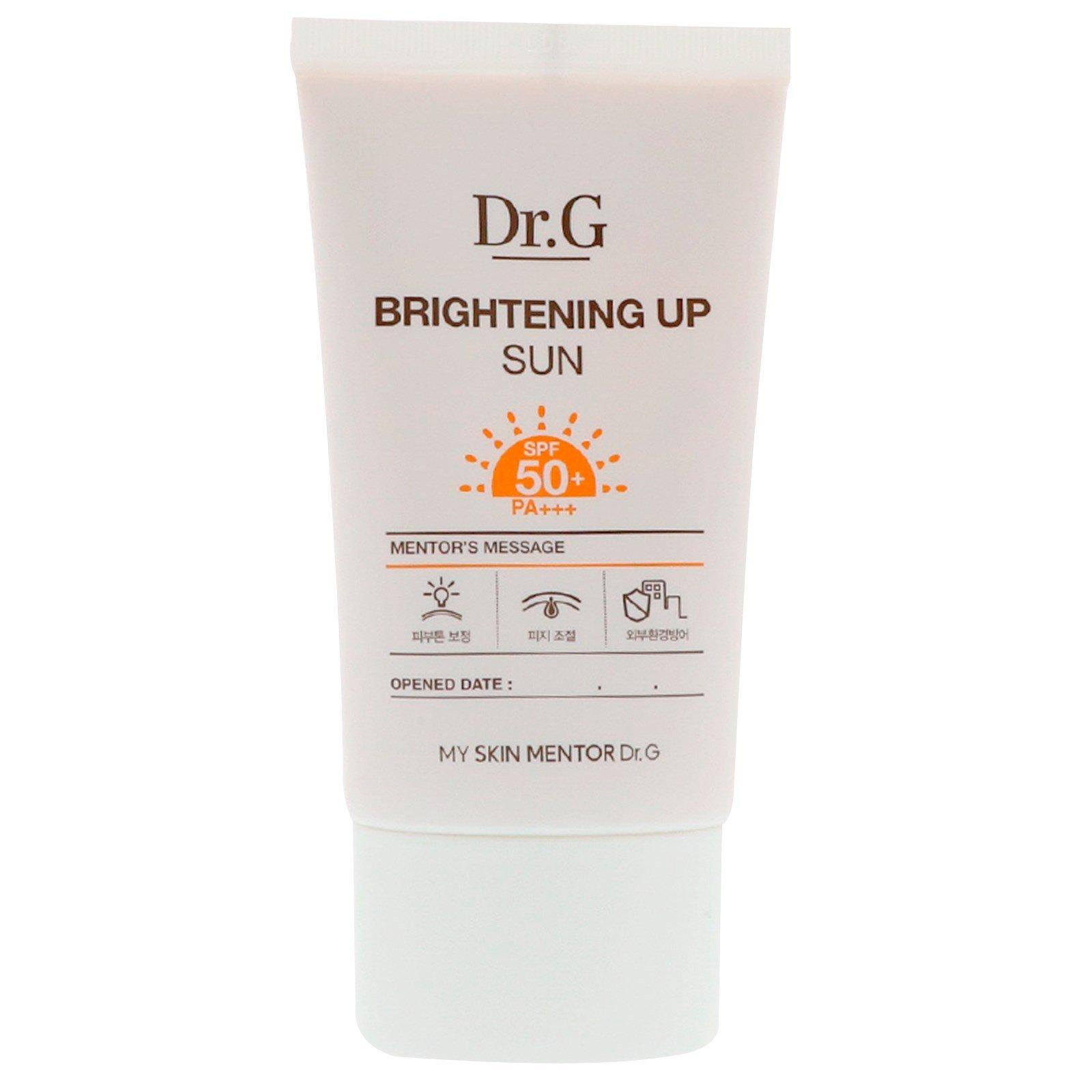Dr. G, A-Clear, Oil Control Sun Cream SPF50+ PA++, 1.69 fl oz (pack of 2) harris pharma 5% benzoyl perox wash, 8 ounce