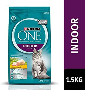 Purina One Cat Indoor, 1.5kg