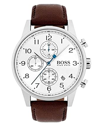 Boss NAVIGATOR CLASSIC 1513495 Mens Chronograph Classic & Simple