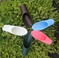 Tool Gadget 5Pcs Small Garden Colorful Plastic Shovel Utility Soil Scoop/Gardening Tools/Succulent Planter Tools Random Colors