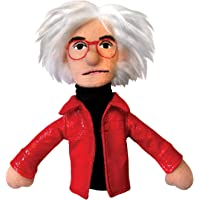 Unemployed Philosophers Guild Andy Warhol Finger Puppet and
