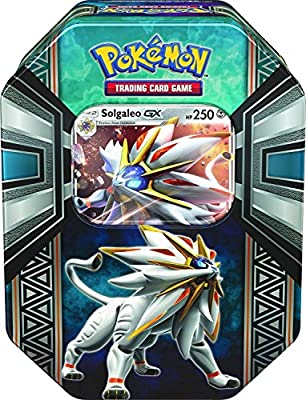 Pokémon Legends of Alola Spring Tin 2017. Assorted