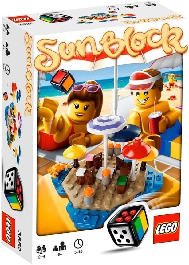 LEGO Juegos Clásicos 3852 - Sunblock (Ref. 4611709): Amazon.es: Juguetes y juegos