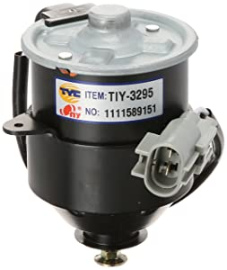 TYC 630310 Toyota Camry Replacement Condenser Cooling Fan Motor