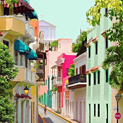 Old San Juan by