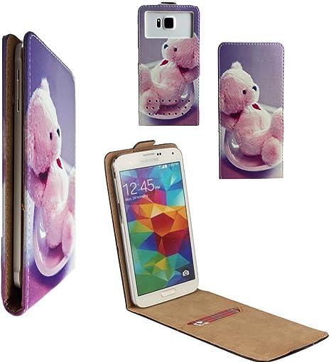 Alcatel Verso – Smartphone plegable Flip funda/carcasa con ...