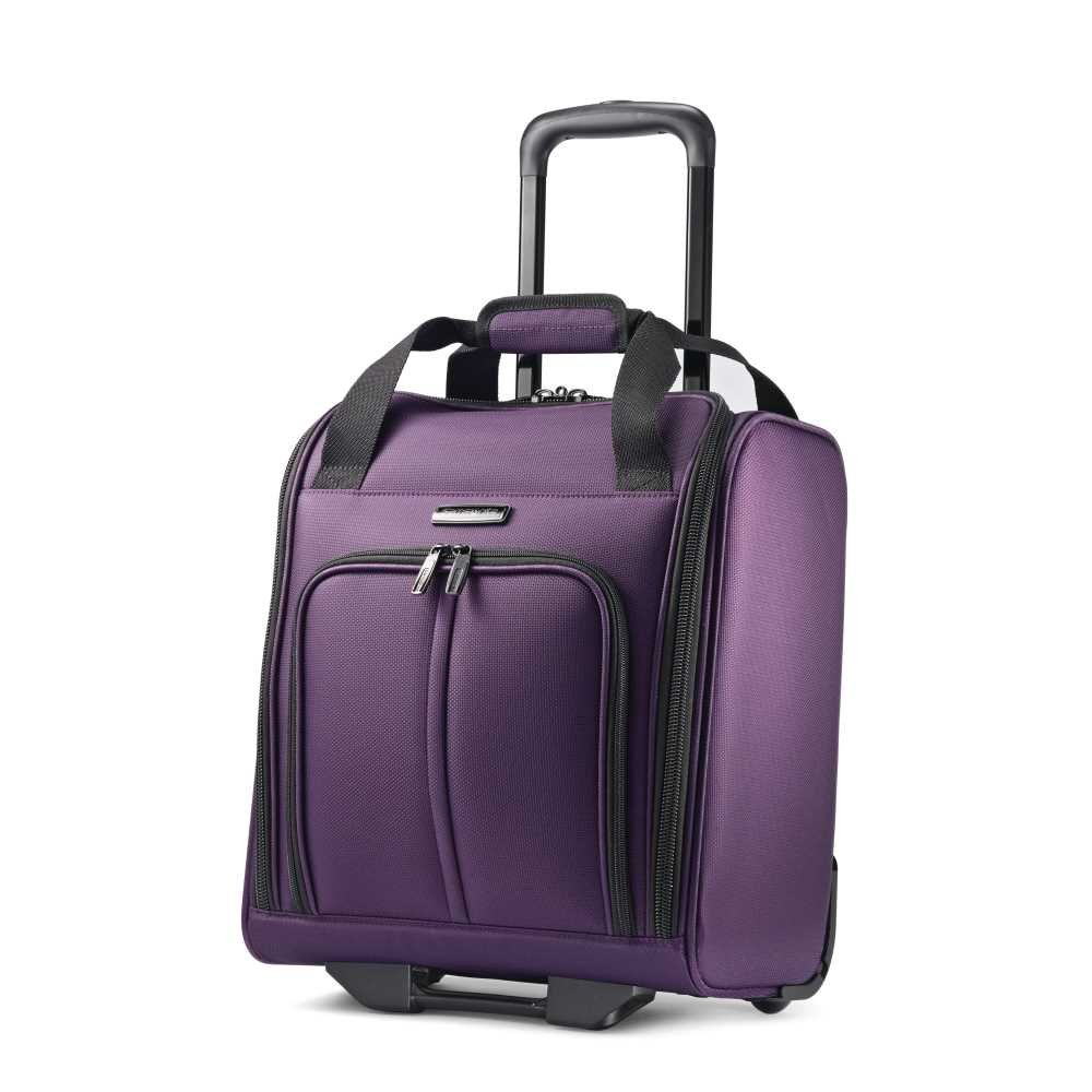 Samsonite Leverage LTE Wheeled Boarding Bag, Purple