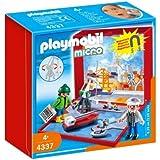 Playmobil - 4337 - Micro playmobil - port