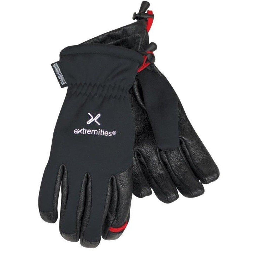 Extremities Guide Handschuhe, winddicht, Thermo, Schwarz