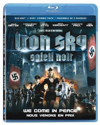 Iron Sky (Blu-ray/DVD Combo)