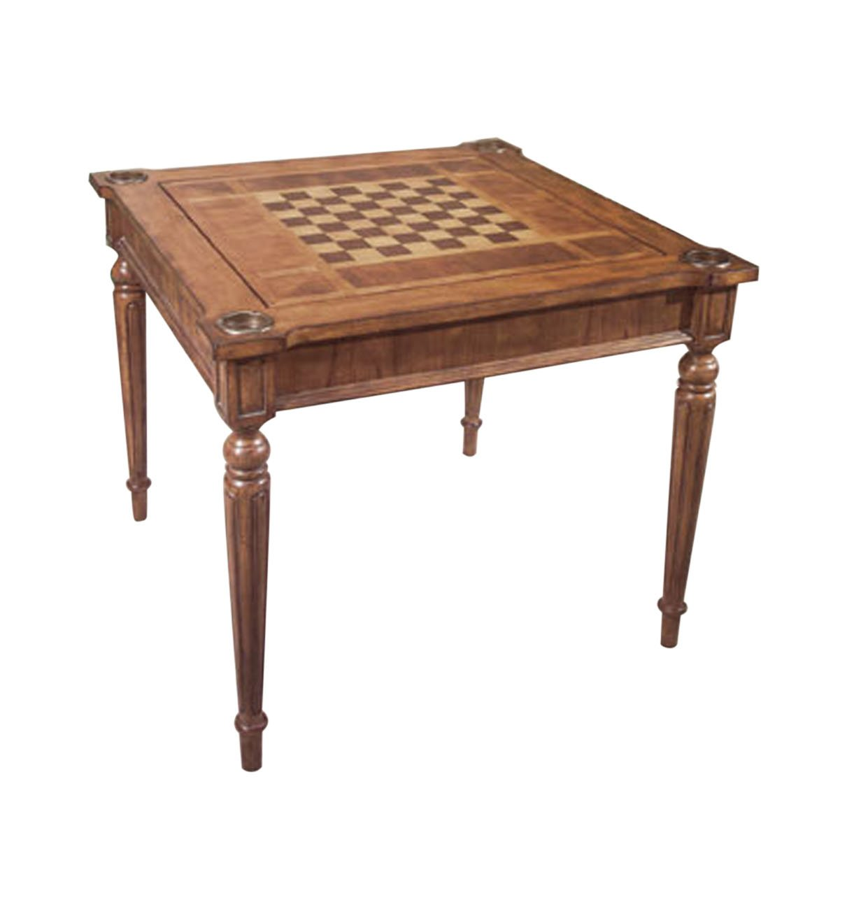 Awesome Amazon.com: Butler Specialty Company Multi Game Card Table, Antique Cherry:  Home U0026 Kitchen