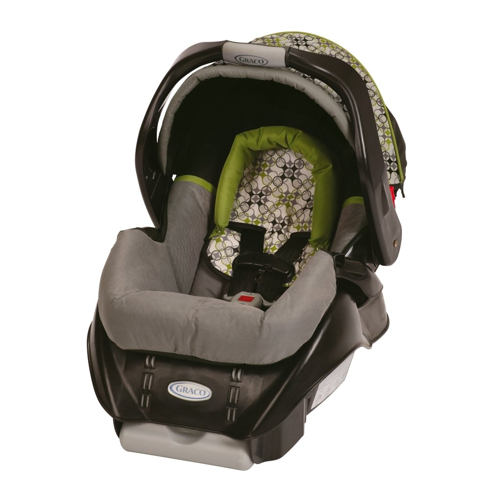 Amazon.com  Graco SnugRide Classic Connect Infant Car Seat Surrey (Discontinued by Manufacturer)  Rear Facing Child Safety Car Seats  Baby  sc 1 st  Amazon.com & Amazon.com : Graco SnugRide Classic Connect Infant Car Seat ...