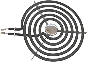 """Kitchen Basics 101 WB30T10074 Electric Range 5 Turn 8"""" Surface Element Replaces GE General Electric WB30T10033 AP3186376, PS243922, PS243922"""