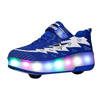 Yesmile 2019 Zapatillas led Luces para Niños Niñas Invierno Calzado Running Exterior Niñas Niños Zapatos Infantiles de Primeros Pasos Bebés Bautizo Recién Nacidos: Amazon.es: Industria, empresas y ciencia