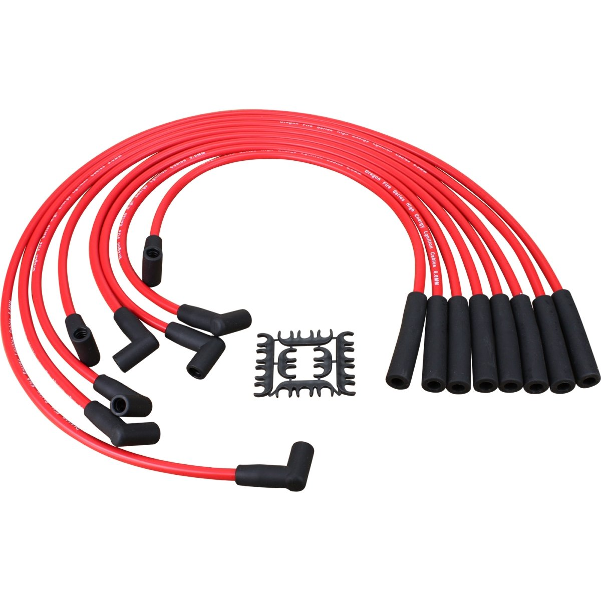 Aip Electronics Pwj122 Dragon Fire Hei Spark Plug Wires For Buick 1972 Pontiac Lemans Wiring 265 301 350 400 455 V8 Oem Fit Plugs Amazon Canada