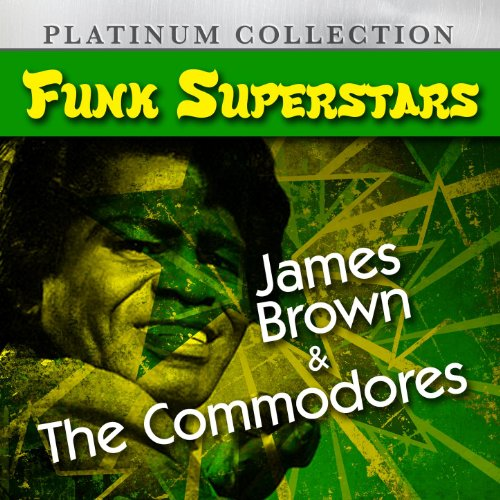 Funk Superstars: James Brown &...