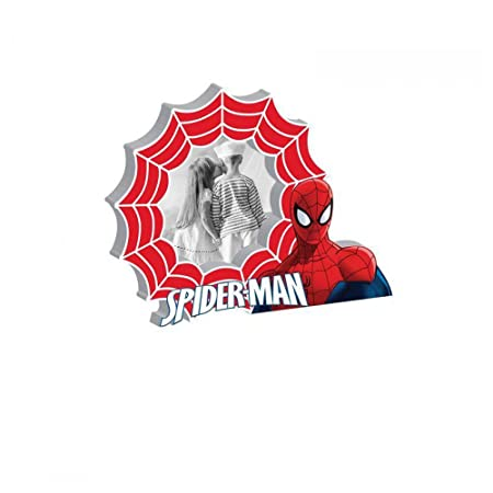 Photo frame with letters of Spiderman: Amazon.co.uk: Kitchen & Home