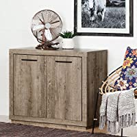 Storage Sideboard Cabinet With 2 Doors, Adjustable Shelf, Space Saving Design, Enclosed Space, Practical, Perfect For Dining Room, Kitchen, Buffet, Home Furniture, Oak Finish + Expert Guide
