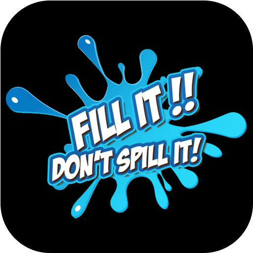 Fill it Don't Spill it Challenge Fun new - Android Free Games Download