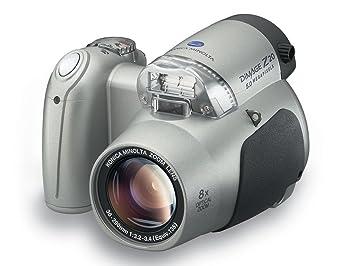 konica minolta dimage z20 5mp digital camera with 8x optical mega zoom - Konica Minolta Digital Camera