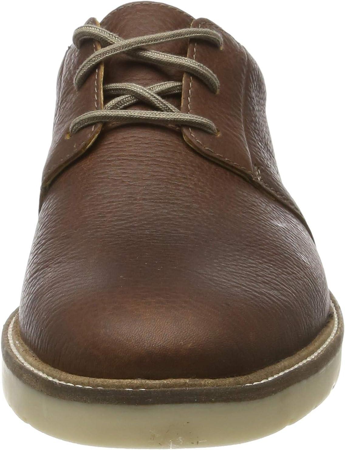 Clarks Grandin Plain Zapatos de Cordones Derby para Hombre