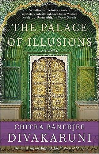 """Résultat de recherche d'images pour """"Chandra Banerjee Divakaruni Palace of illusions"""""""