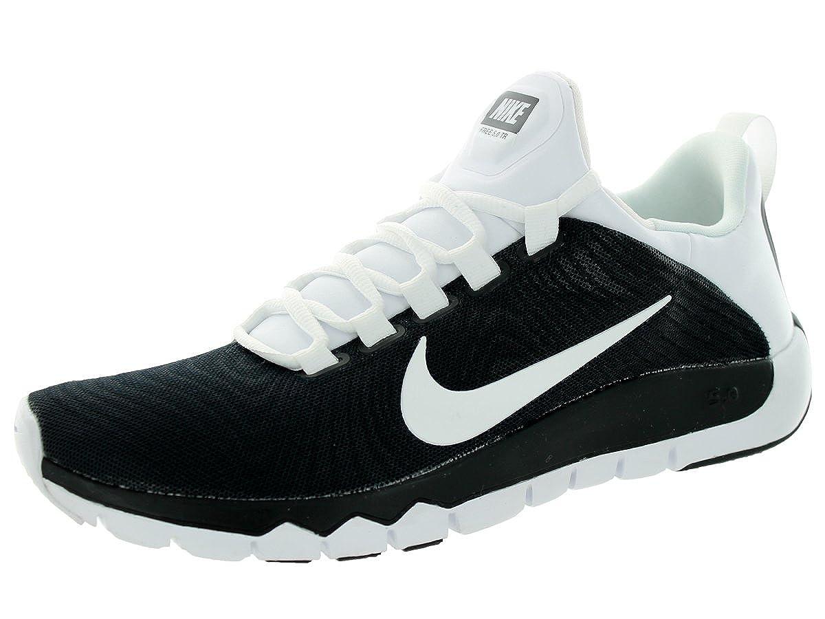 online store fd558 4e2f8 Nike Free Trainer 5.0 TB Mens US Size 9 Black Mesh Running Shoes   Amazon.ca  Shoes   Handbags