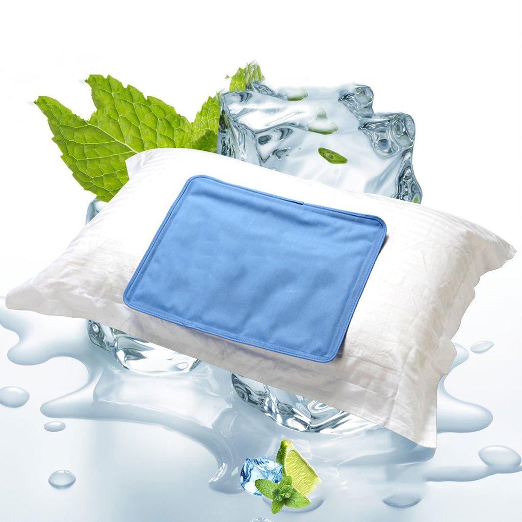 ゲル アイスクールパッド 熱放散 枕カバー 車 ペット シートクッション クールな使用 30 * 40Cm MAG.AL B07FDHXF1W