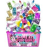Laevo Cook Slime Kit for Girls - 2 in 1 - DIY...