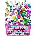 Slime Kit for Girls - 2 in 1 - DIY Slime Making Kit PLUS…