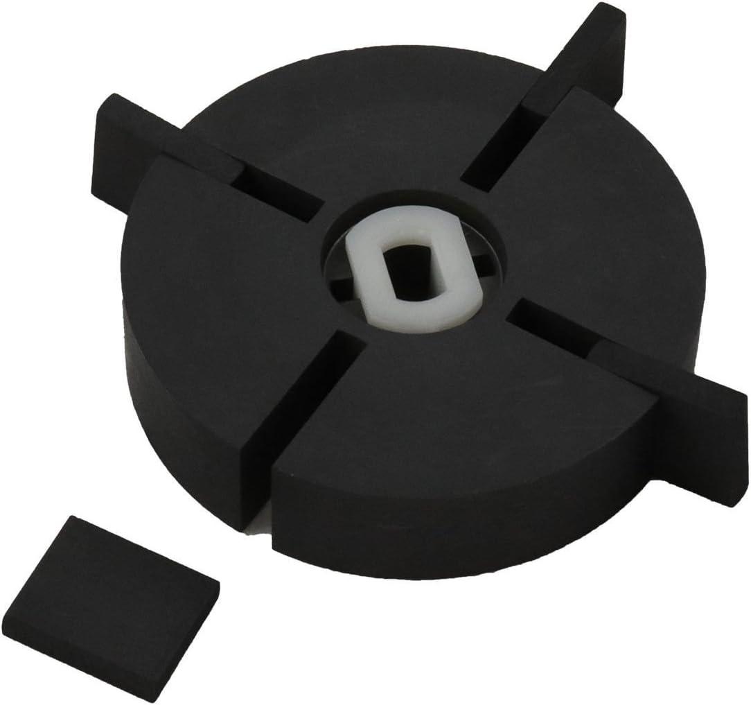 """PP204 1//2/"""" thick Rotor Kit Reddy Desa Dyna Glo Mi-T-M  KFA1000  68-3043  HA3004"""