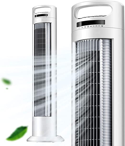 Aire acondicionado portátil FJZ Ventilador eléctrico Ventilador de torre Ventilador sin hojas Controlador remoto del piso del hogar Ventilador eléctrico de circulación de aire en el hogar pinguino air: Amazon.es: Hogar
