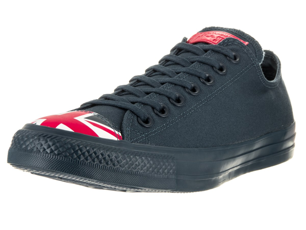 Converse Ctas Mono 19995 Ox Cuir Converse Sneakers/Chaussures adulte de sport unisexe taille adulte Navy/Red/White eb95895 - automatisms.space
