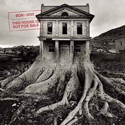 CD : Bon Jovi - This House Is Not For Sale: Japanese Del...