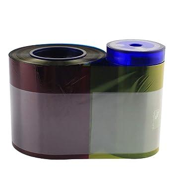 535000-003 Kit de Cinta de Color para Datacard CP40 CP60 CP80 ...