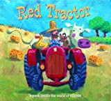 Red Tractor, Golden Books Staff, 0375834907