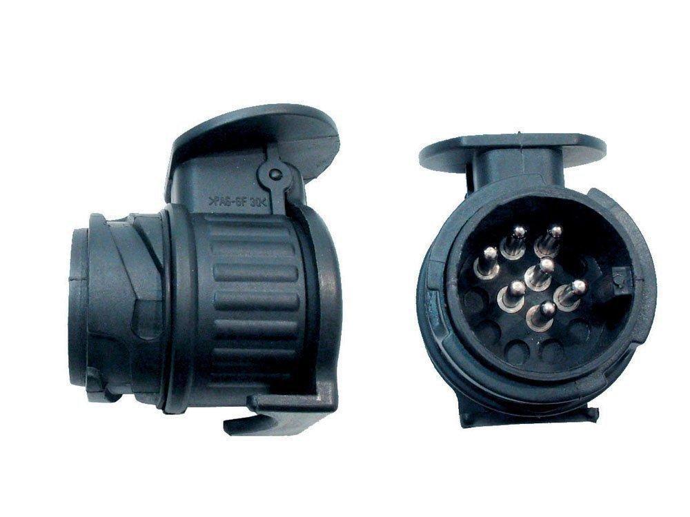 Filmer 36661 - Adaptador (de 13 a 7 pines, conector DIN)