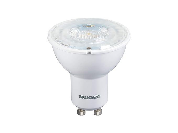 Sylvania RefLED ES50 V4 5W GU10 LED regulable lámpara bombilla 865 luz natural