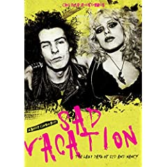 Sad Vacation: The Last Days Of Sid And Nancy arrives on DVD December 9th from MVD Entertainment