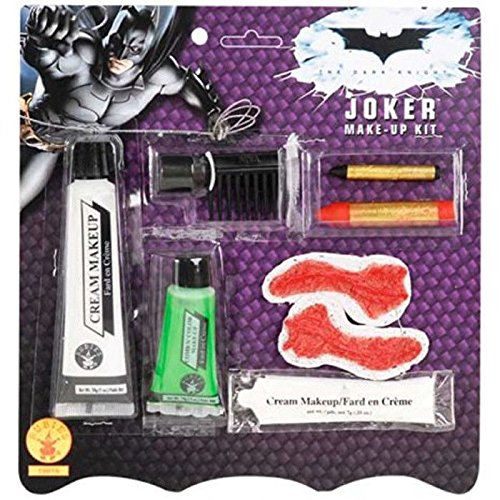Deluxe Joker Make-Up Kit Costume Accessory for $<!--$16.09-->