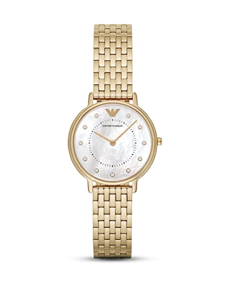 Emporio Armani - Reloj - gold-coloured  Amazon.es  Relojes 285f0510e40a