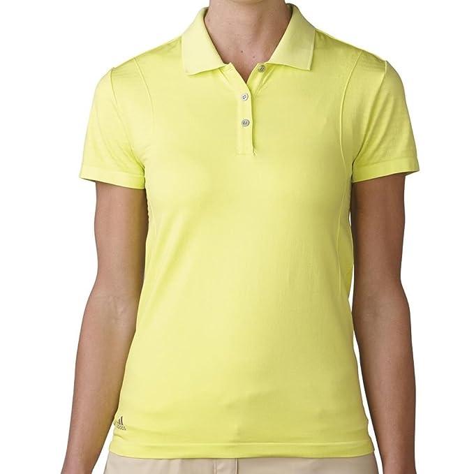 adidas Golf Polo para Mujer, Sin Costuras: Amazon.es: Deportes y ...