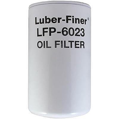 Luber-finer LFP6023 Heavy Duty Oil Filter: Automotive [5Bkhe0410915]
