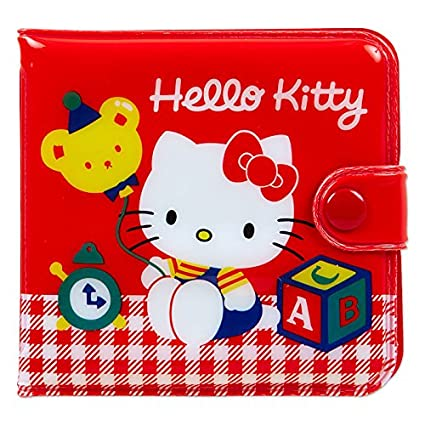 99518bcc3 Amazon.com: SANRIO Hello Kitty Vinyl Wallet: Toys & Games