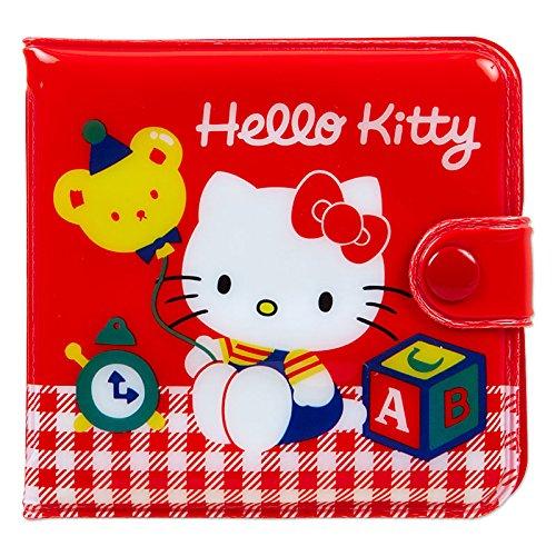 (SANRIO Hello Kitty Vinyl Wallet)